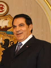 Photo of Zine El Abidine Ben Ali