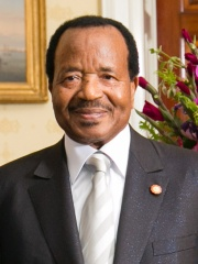 Photo of Paul Biya