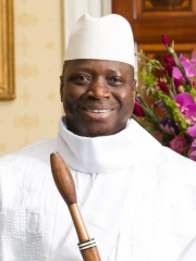 Photo of Yahya Jammeh