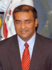 Photo of Bharrat Jagdeo