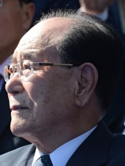 Photo of Kim Yong-nam