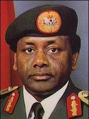 Photo of Sani Abacha