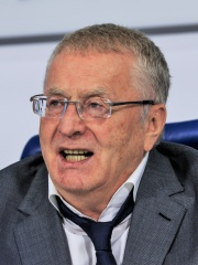 Photo of Vladimir Zhirinovsky