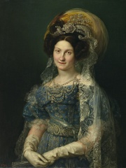 Photo of Maria Christina of the Two Sicilies