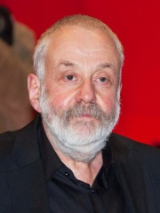 Photo of Mike Leigh