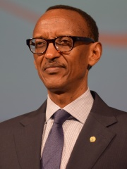 Photo of Paul Kagame