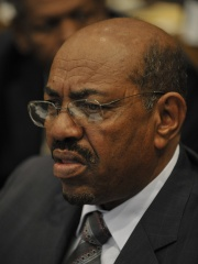 Photo of Omar al-Bashir