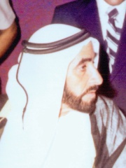 Photo of Zayed bin Sultan Al Nahyan