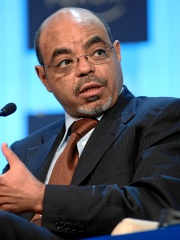 Photo of Meles Zenawi