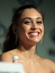 Photo of Lindsey Morgan