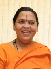 Photo of Uma Bharti