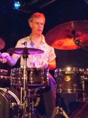 Photo of Bill Bruford