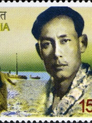 Photo of S. D. Burman