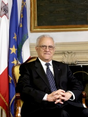 Photo of Eddie Fenech Adami