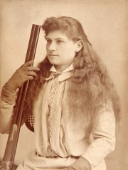 Photo of Annie Oakley