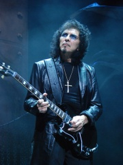 Photo of Tony Iommi