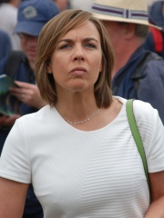 Photo of Claire Williams
