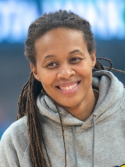 Photo of Seimone Augustus