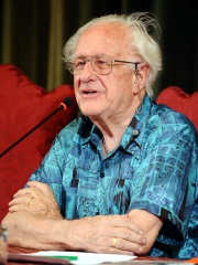 Photo of Johan Galtung