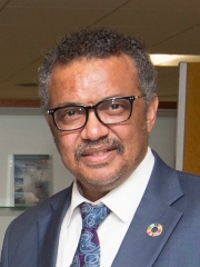 Photo of Tedros Adhanom