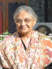 Photo of Sheila Dikshit