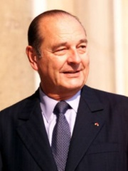 Photo of Jacques Chirac