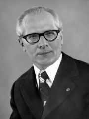 Photo of Erich Honecker