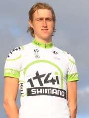 Photo of Tobias Ludvigsson