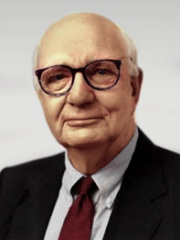 Photo of Paul Volcker