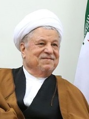 Photo of Akbar Hashemi Rafsanjani