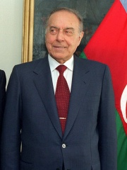 Photo of Heydar Aliyev