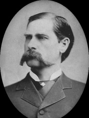Photo of Wyatt Earp