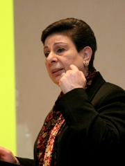 Photo of Hanan Ashrawi