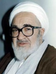 Photo of Hussein-Ali Montazeri