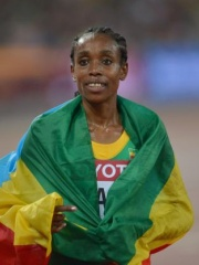 Photo of Almaz Ayana
