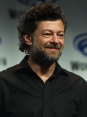 Photo of Andy Serkis