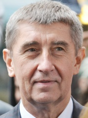 Photo of Andrej Babiš