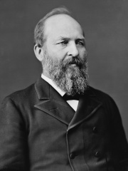 Photo of James A. Garfield