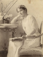 Photo of Grand Duchess Olga Nikolaevna of Russia