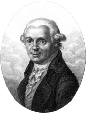 Photo of Abraham Gottlob Werner
