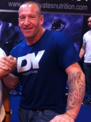Photo of Dorian Yates