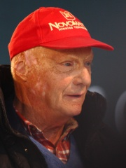 Photo of Niki Lauda