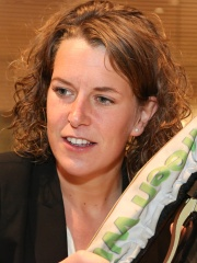 Photo of Ireen Wüst