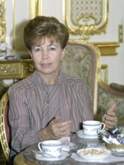 Photo of Raisa Gorbacheva