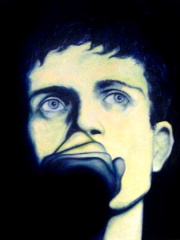 Photo of Ian Curtis