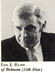 Photo of Leo Ryan