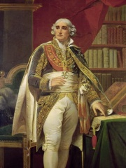 Photo of Jean Jacques Régis de Cambacérès