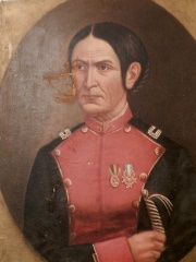 Photo of Juana Azurduy de Padilla