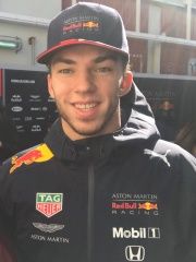 Photo of Pierre Gasly