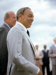 Photo of Hassan II of Morocco